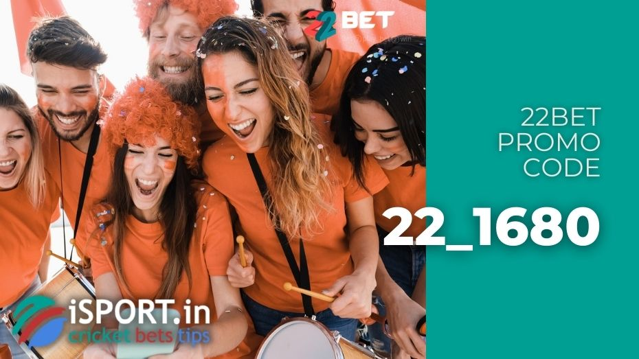 22bet Promo Code - 100% on the 1st Deposit for Sports or Casino