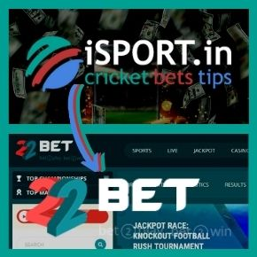 22bet Promo Code - Go to the 22bet site by following the link