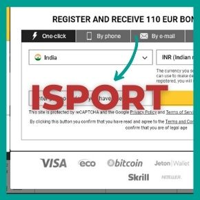 BetAndYou Promo Code - Enter the Promo Code ISPORT