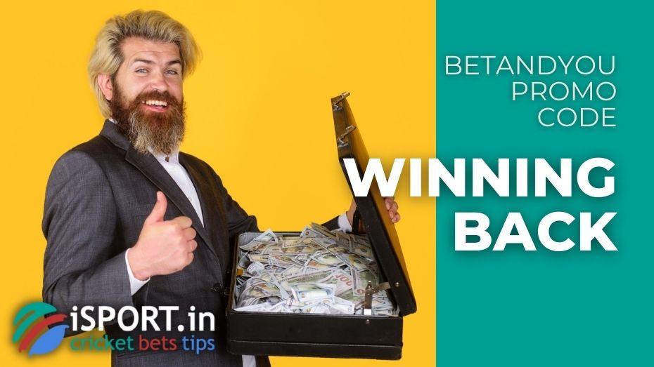 BetAndYou Promo Code - Winning Back