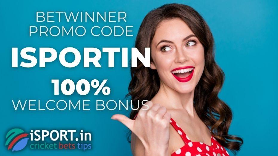 Betwinner Promo Code: 100% first deposit bonus