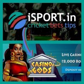 Casino Gods Bonus Code - Go to the website
