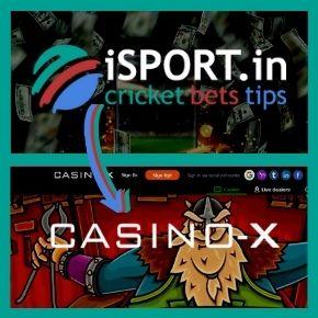 Casino X Bonus Code - Go to the Casino X website