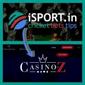 Casino Z Promo Code: Go to the website