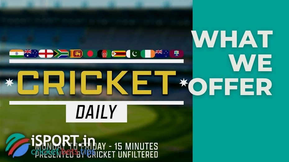 Cricket News - What We Offer