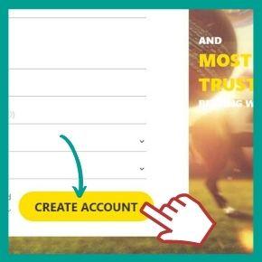 Dafabet Bonus Code - Click on the CREATE ACCOUNT