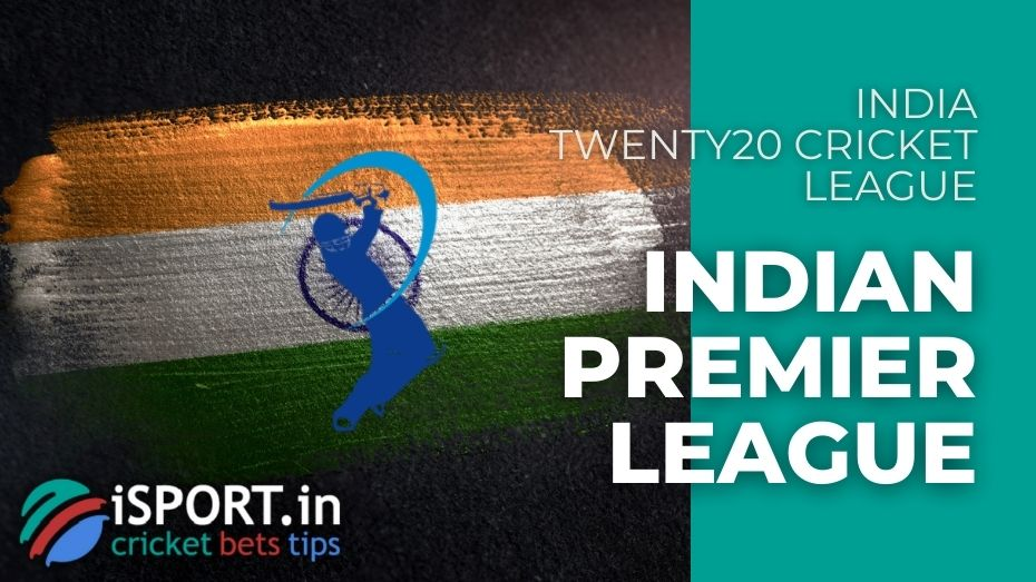 Indian Premier League - Twenty20 Cricket Tournament (India)