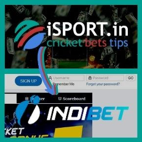 Indibet Promotion Code: Follow the link to the website