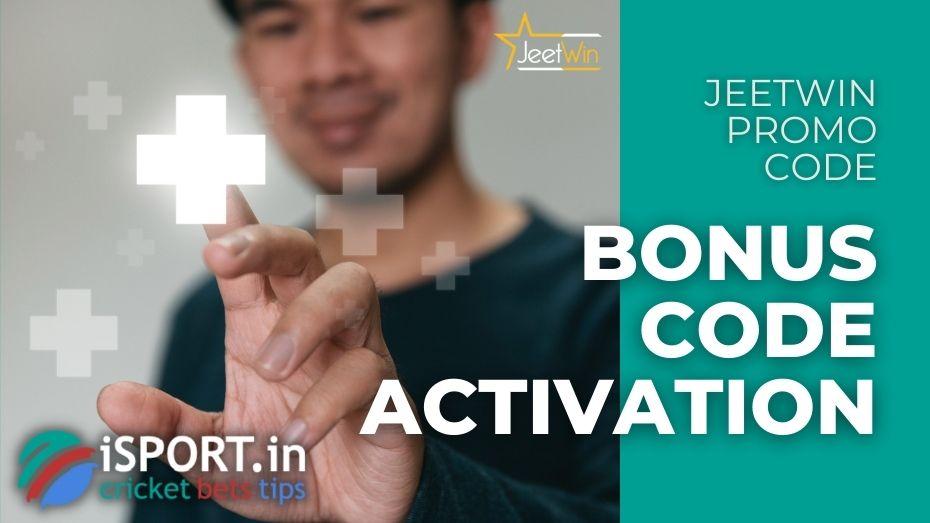 JeetWin Promo Code - Bonus Code Activation