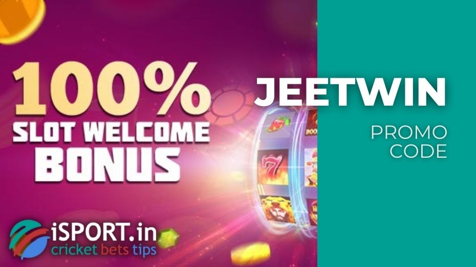 JeetWin Promo Code - get three Bonuses on the 1st Deposit up to 20000 INR