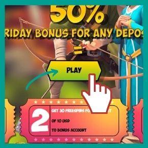 Jozz Bonus Code - Click on the Play button