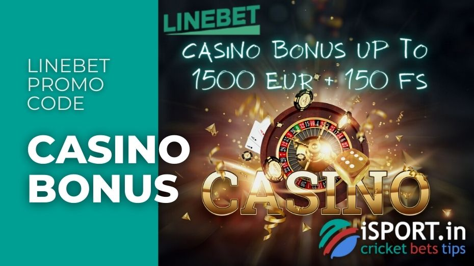 Linebet Promo Code: Bonus up to 1500 EUR and 150 Free Spins