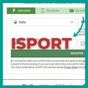 Linebet Promo Code: Enter the Linebet Promo Code ISPORT