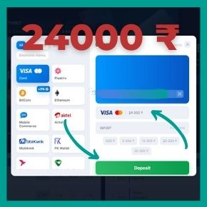 Make a Second Deposit (bonus 150%)