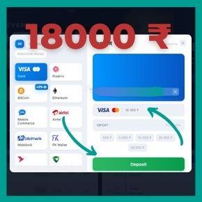 Make your First Deposit (bonus 200%)