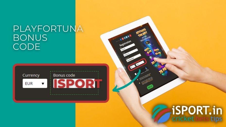 PlayFortuna Bonus Code - Where to Enter
