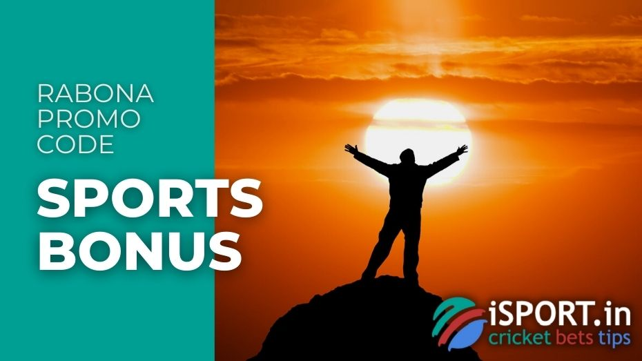 Rabona Promo Code - Sports Bonus up to 200 EUR