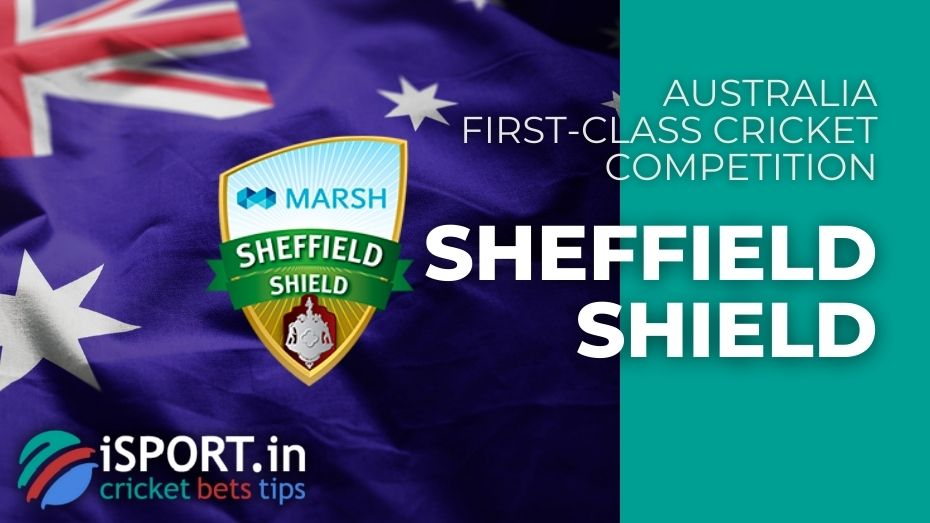 Sheffield Shield - First-Class Cricket Competition (Australia)