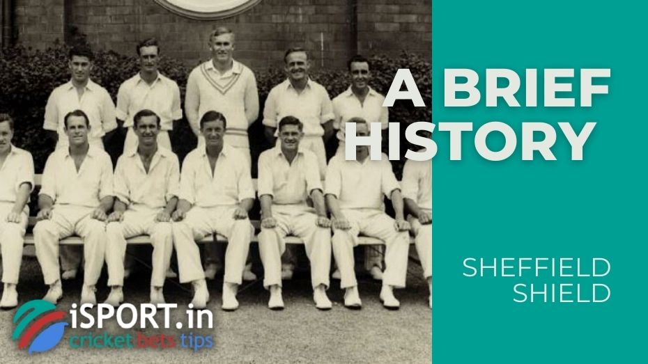 A brief history of the Australian Cricket Championship